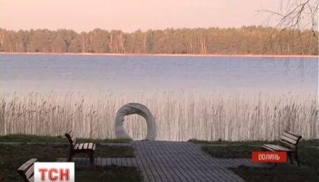Известные Шацкие озера на Волыни хотят сделать курортной зоной