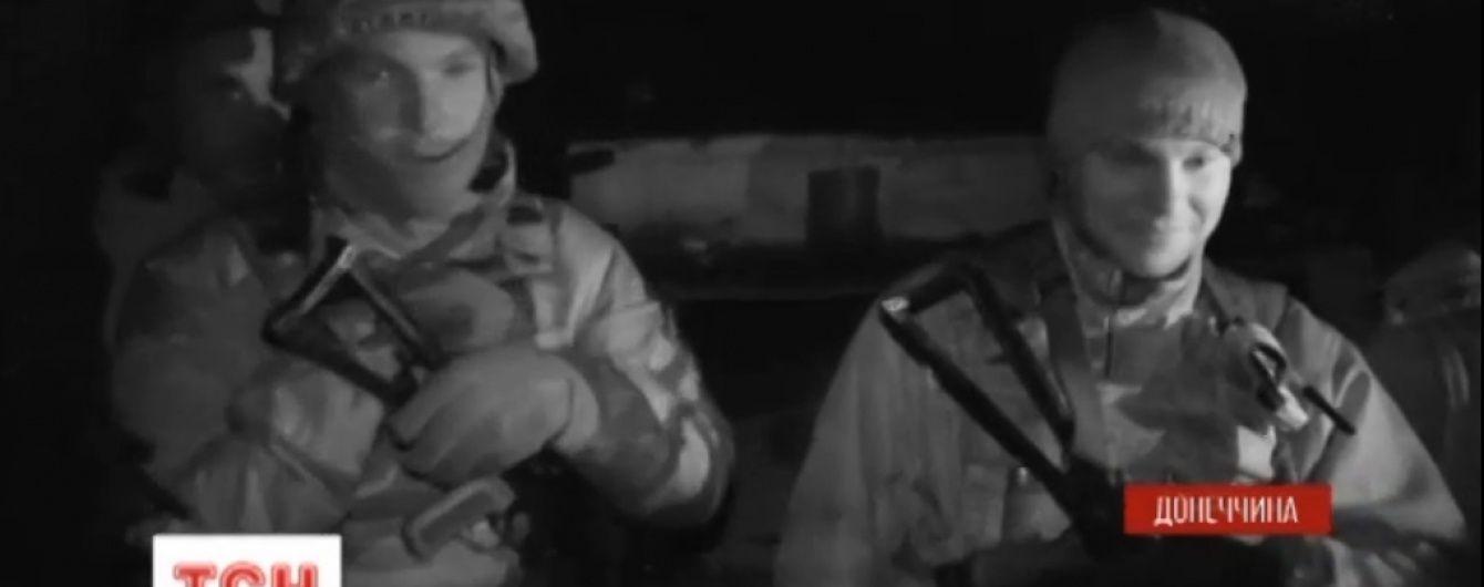У болоті та густому тумані. Журналісти розповіли, як воюють бійці під Донецьким аеропортом