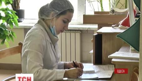 Накануне в Одессе 50-летний мужчина умер от свиного гриппа