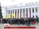 Патріотичні сили в Одесі пікетують будівлю міської ради