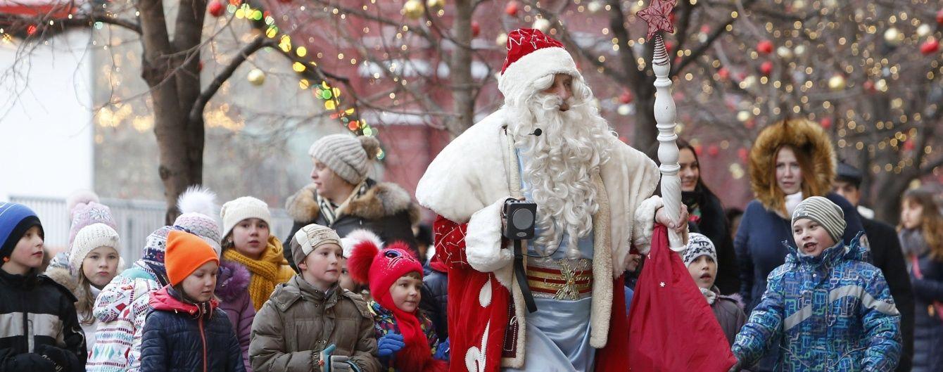 """Івано-франківські чиновники хочуть """"декомунізувати"""" Діда Мороза та Снігуроньку"""