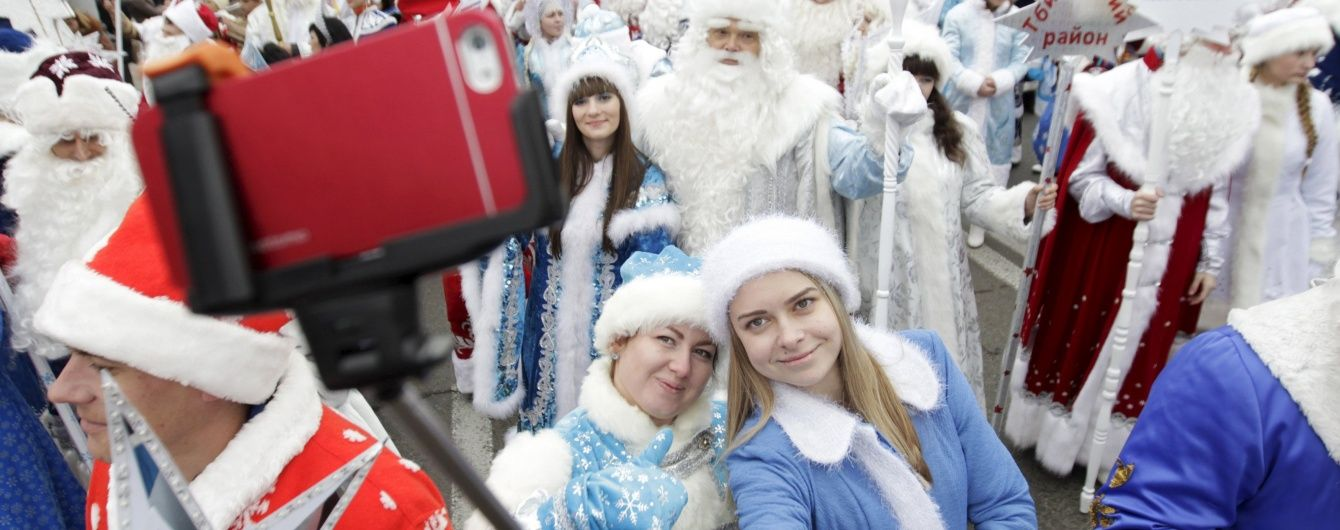 Росіян не пустять на Красну площу в новорічну ніч