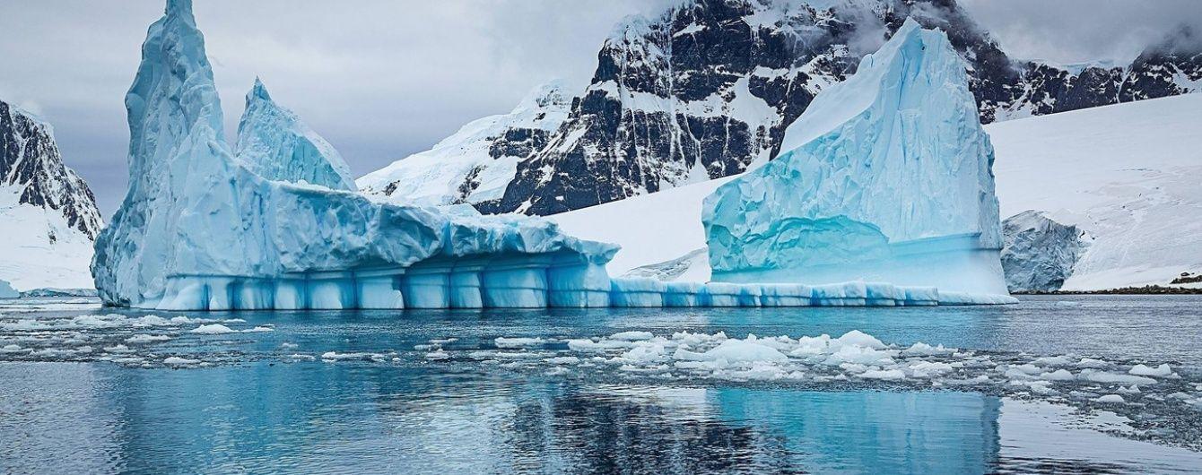 Учені зафіксували на Антарктиді рекордний максимум температури