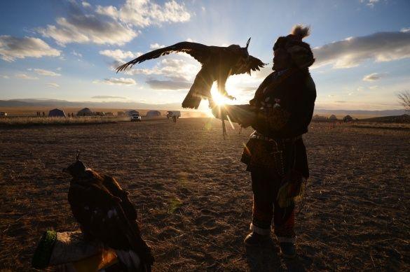 подорож, монголія