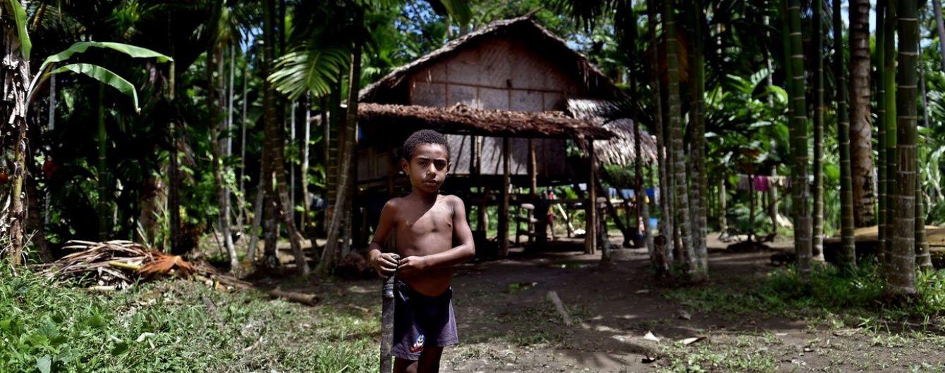 В Папуа-Новой Гвинее произошло мощное землетрясение