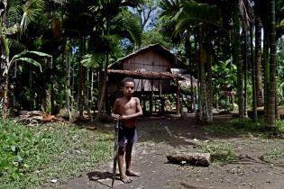 У Папуа-Новій Гвінеї стався потужний землетрус