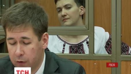 Надежду Савченко взяли в плен до убийства журналистов