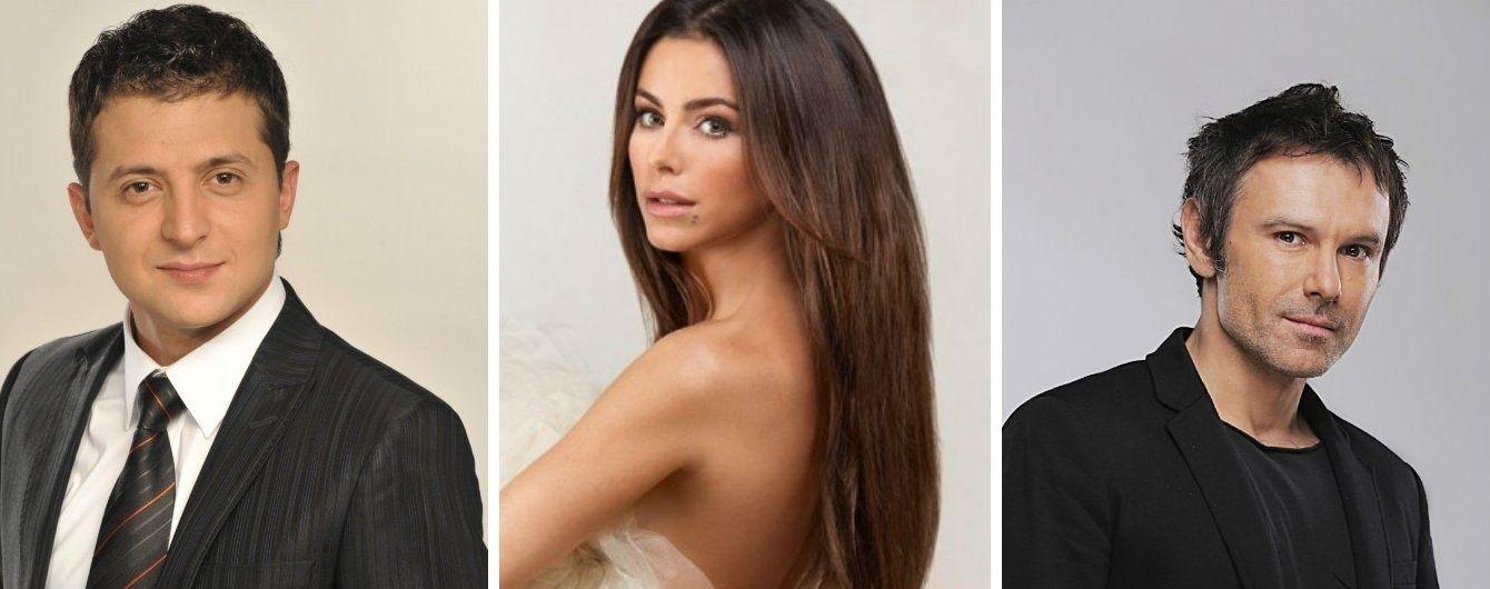 Forbes назвав найдорожчих і найпопулярніших зірок України