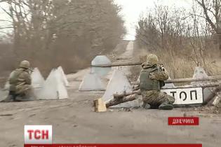 Спостерігачі ОБСЄ почули п'ять вибухів в районі Комінтернового