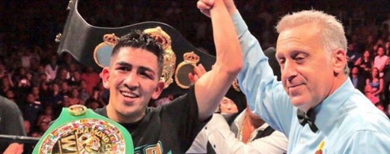 Мексиканський боксер-чемпіон хоче битися із Ломаченком