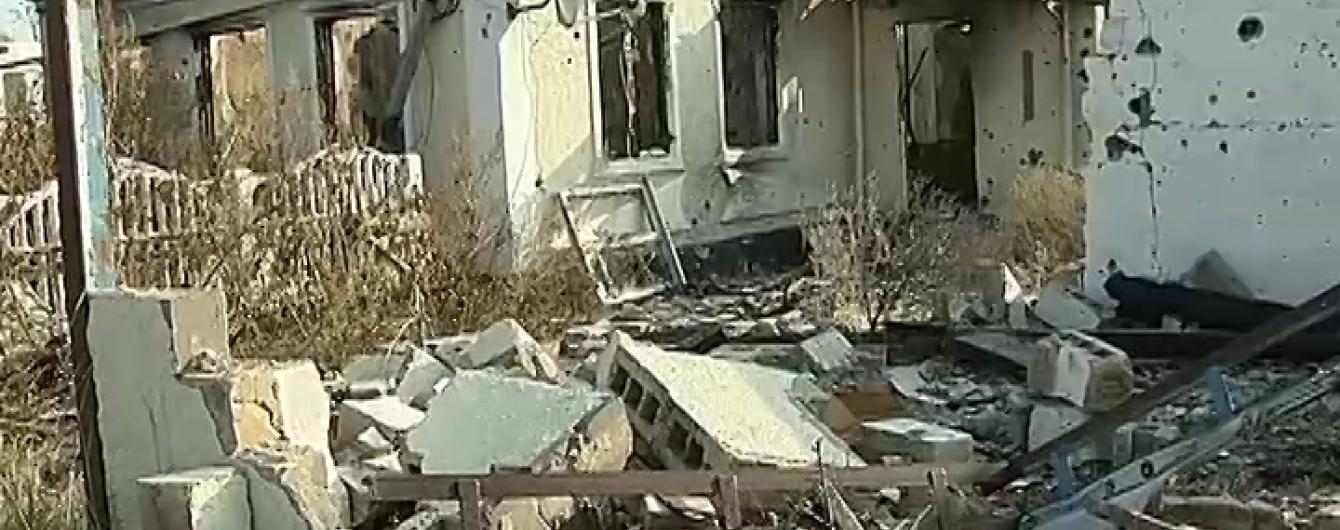 Знахабнілі бойовики серед білого дня обстріляли Попасну з важкої артилерії – штаб АТО