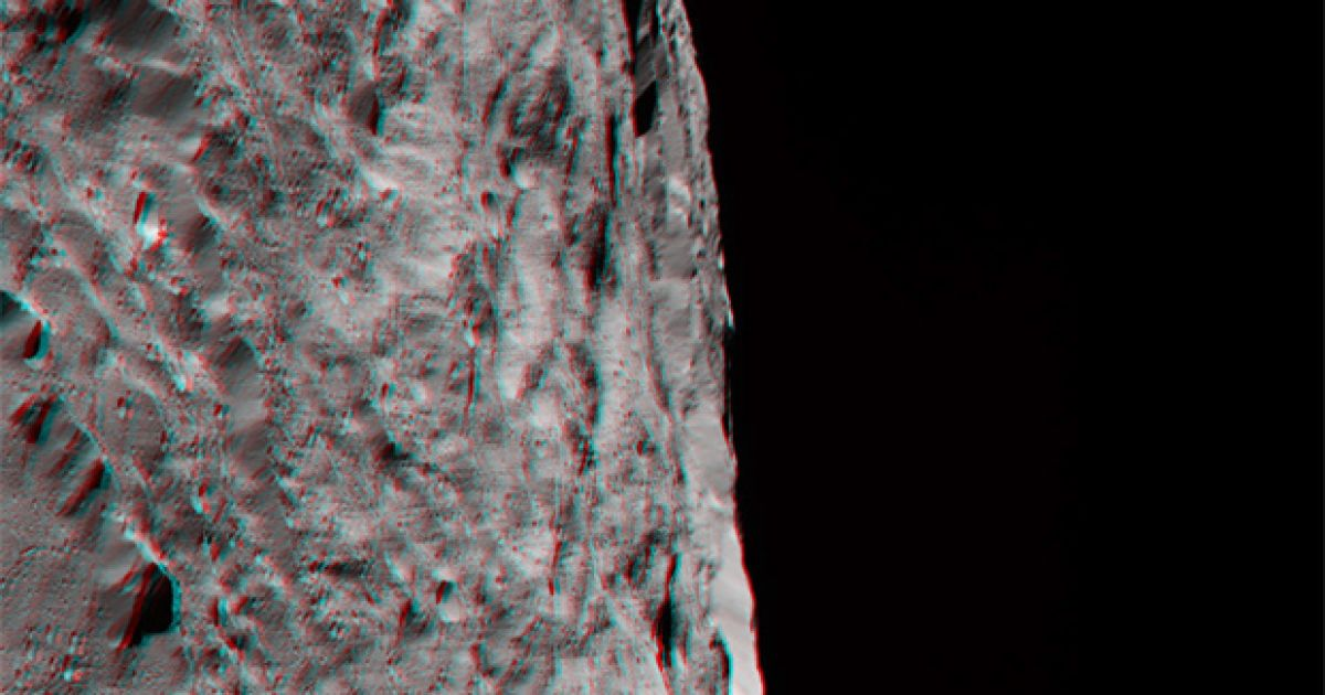 Планетологам належить визначити природу спостережуваних рельєфів Церери