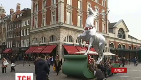 Сьогодні в Європі зачиняються різдвяні ярмарки