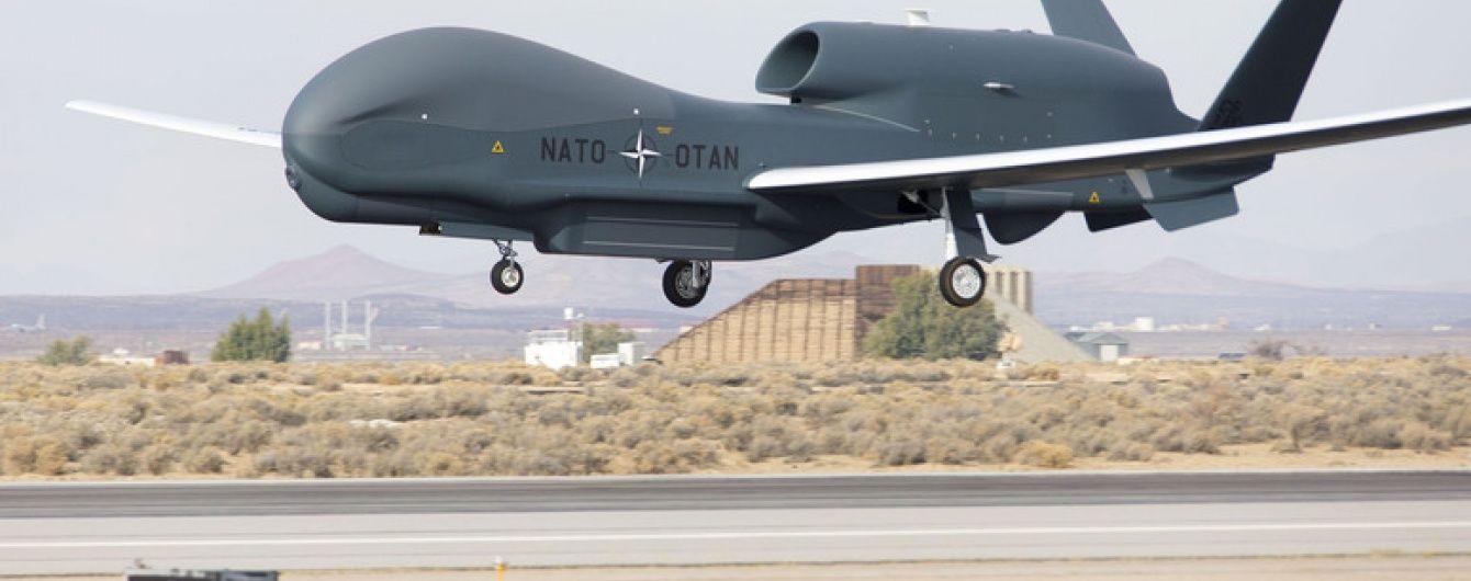 Новітній безпілотник НАТО здійснив свій перший політ. Інфографіка