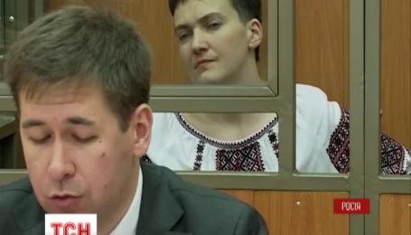 В российском Донецке началось последнее в этом году заседание по делу Надежды Савченко