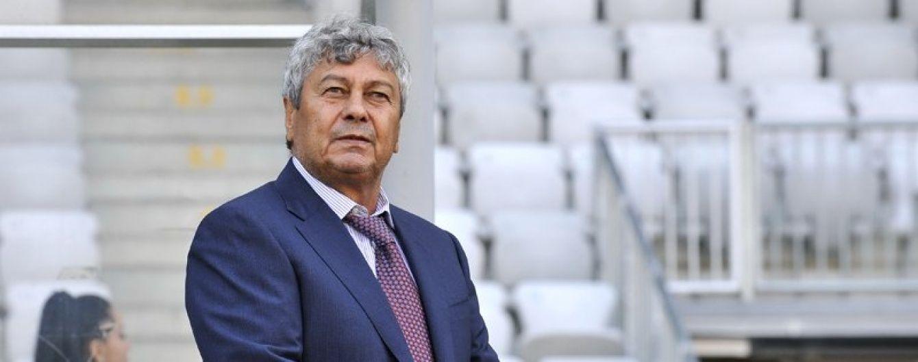 """""""Шахтер"""" может вернуться в Донецк весной - Луческу"""