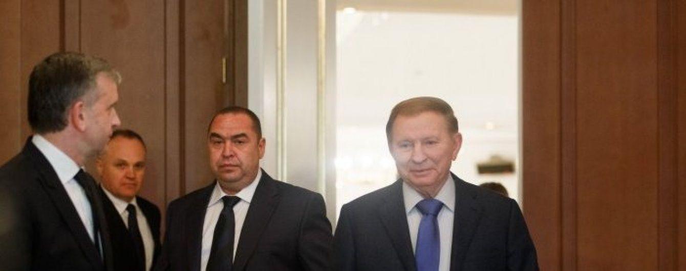 Тристороння контактна група та бойовики домовились про позапланові засідання підгруп