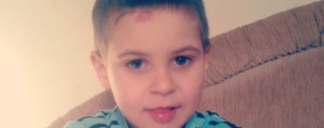 Допоможіть 6-річному львів'янину Захару здолати епілепсію
