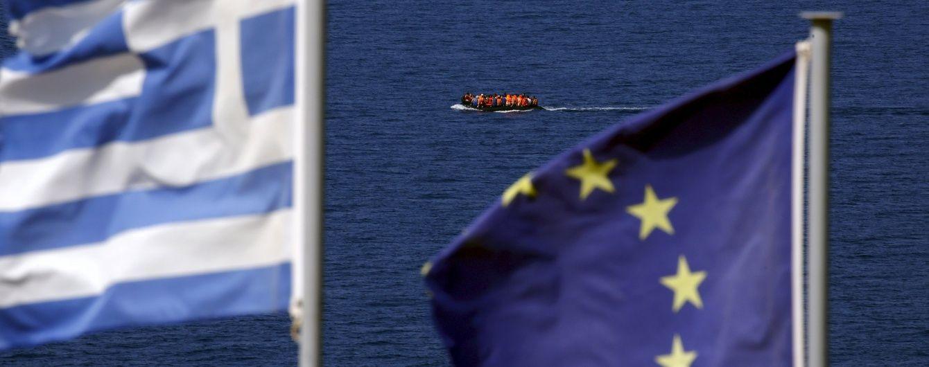 Єврокомісія пригрозила виключити Грецію з Шенгенської зони через три місяці