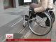 Столиця все ще не пристосована для пересування людей з інвалідністю