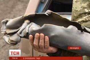 """""""Новорічні подарунки"""" від терористів. Військові показали докази порушення перемир'я на Донбасі"""
