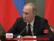Путін звинувачує спекулянтів у поглибленні економічної кризи