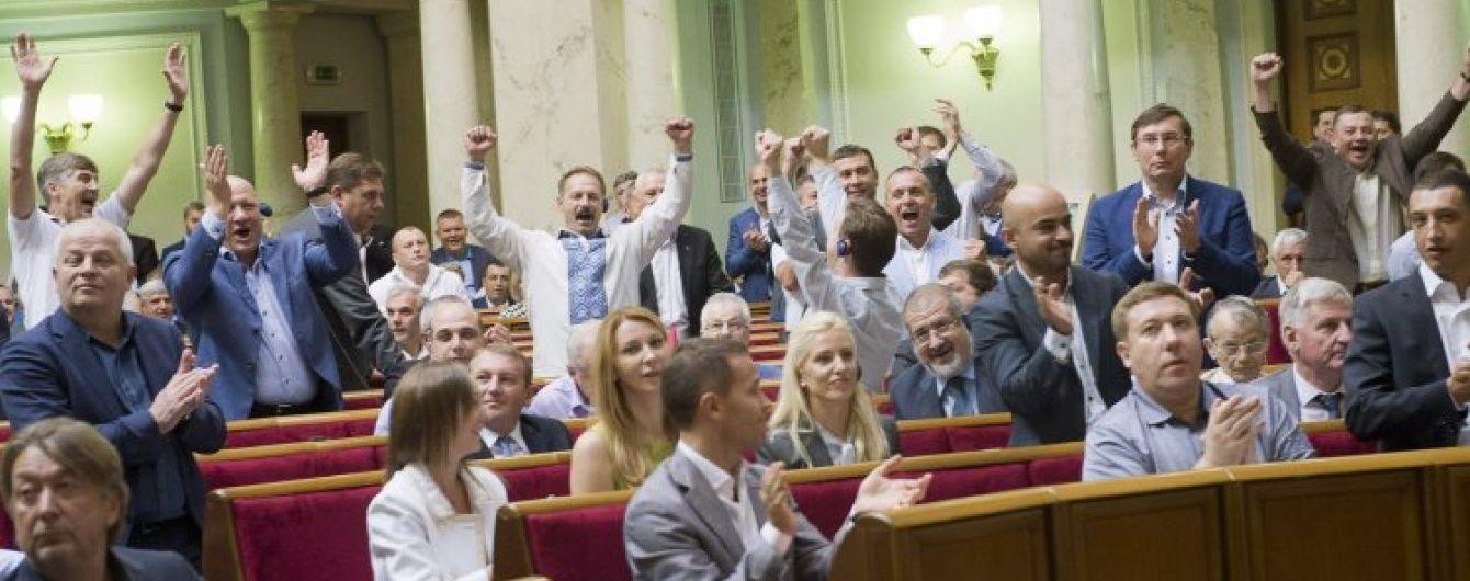 Верховна Рада прийняла антикорупційний закон про публічні закупівлі