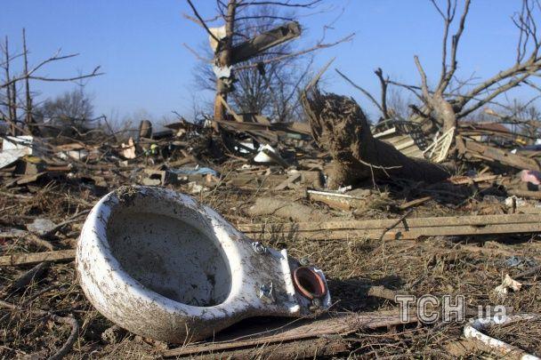 У США торнадо забрав життя 11 людей