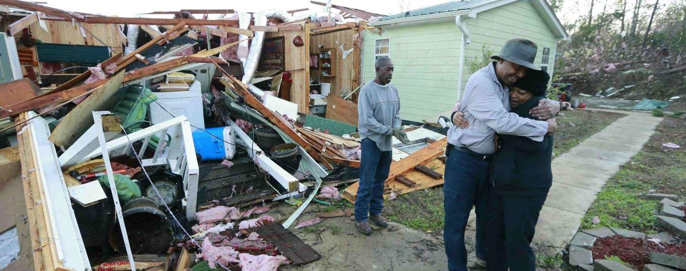 Кількість жертв руйнівних торнадо в США постійно зростає