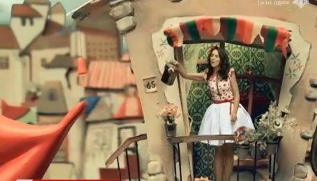 Лот від Джамали - блузка і спідниця з кліпу «Smile»