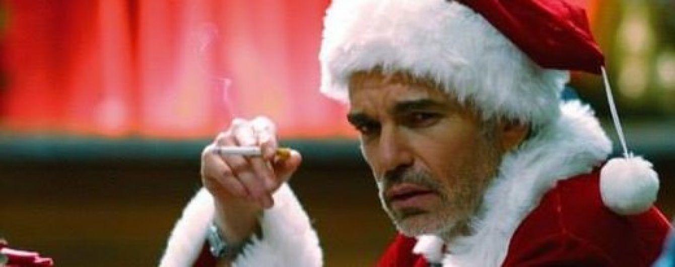 """В Британии """"плохой"""" Санта ограбил ресторан"""