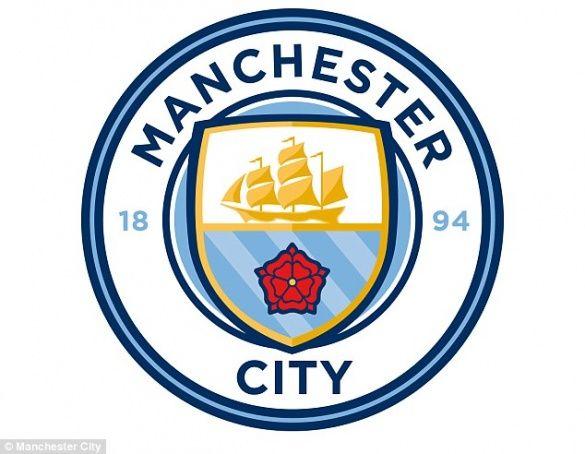 """Логотип """"Манчестер Сіті"""""""