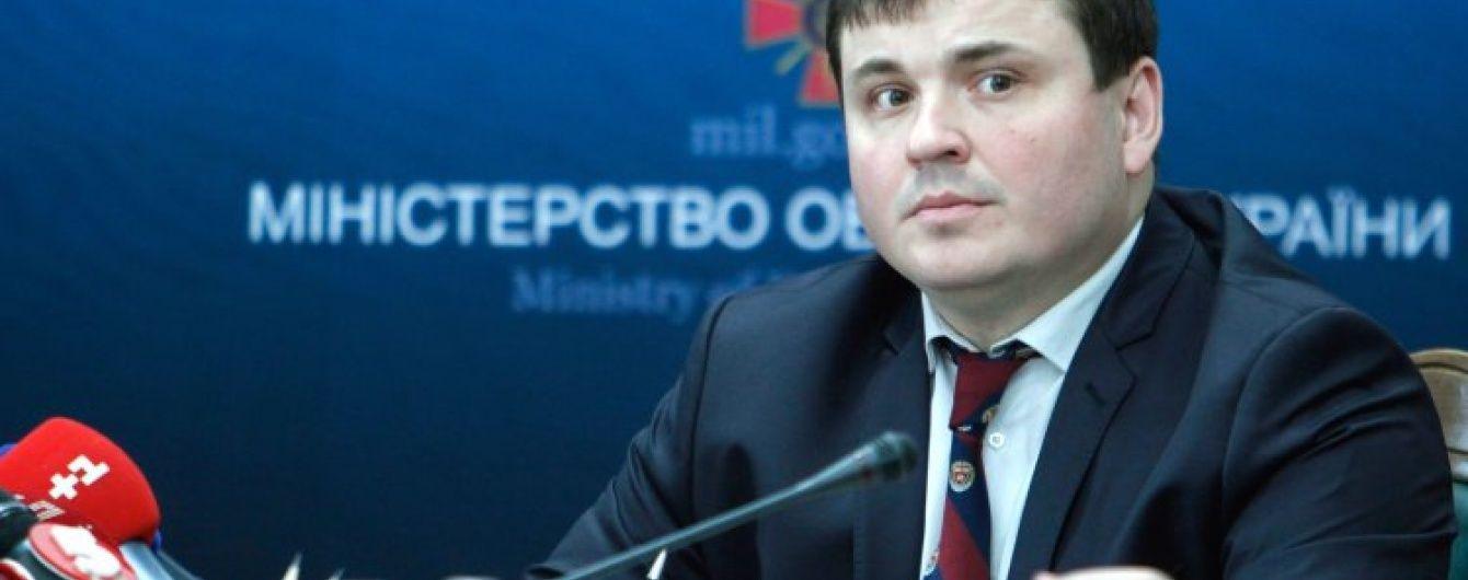Порошенко відмовився приймати відставку заступника Полторака