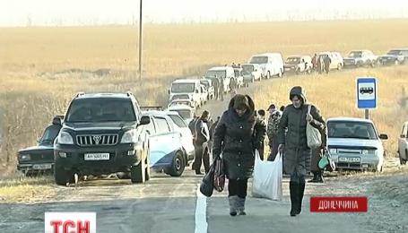 """В Донецкой области удалось вернуть в цивилизацию почти все села из """"серой зоны"""""""