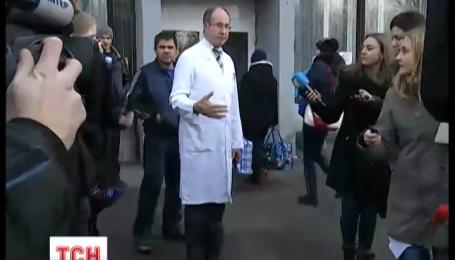 Геннадия Корбана привезли на медицинскую экспертизу в Киев