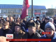На Херсонщині протестують мешканці прикордонних сіл