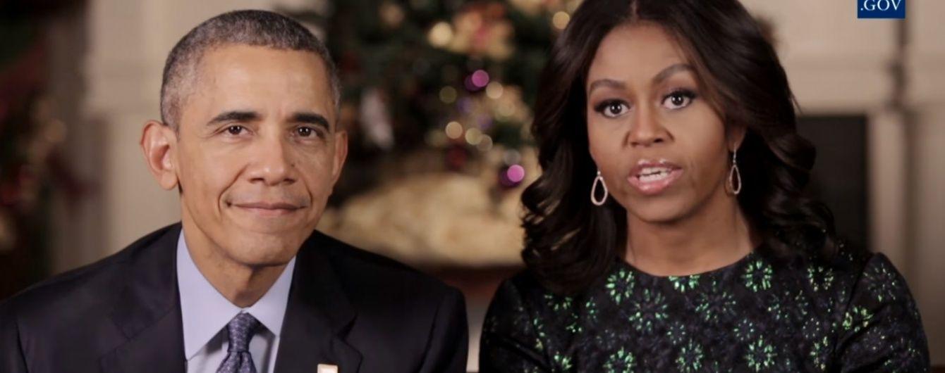 Обама заявив, що його дружина не буде балотуватися у президенти