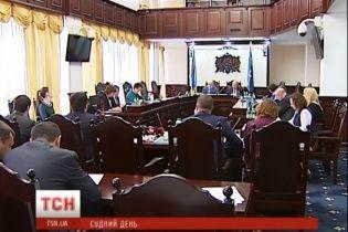 Cкандальним суддям Волковій та Вознюку подовжили ще на місяць відсторонення від посад
