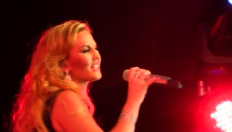 Камалія влаштувала благодійний концерт у Києві