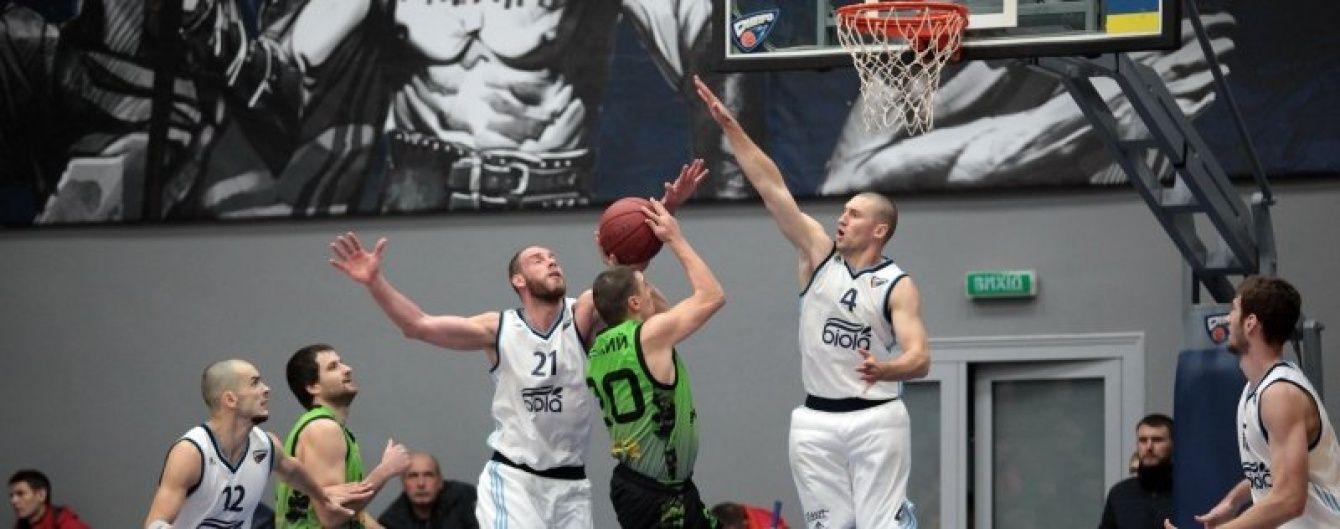 """Баскетбольна супербитва """"Будівельник"""" - """"Дніпро"""": дивись онлайн"""