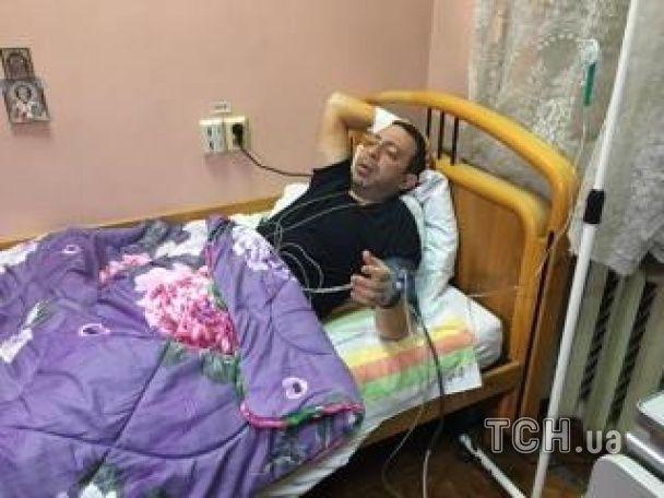 Лутковська відвідала Корбана у лікарні і обдумує, як реагувати на ситуацію з СБУ