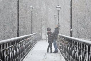 Синоптики спрогнозували погоду в Україні на Святвечір