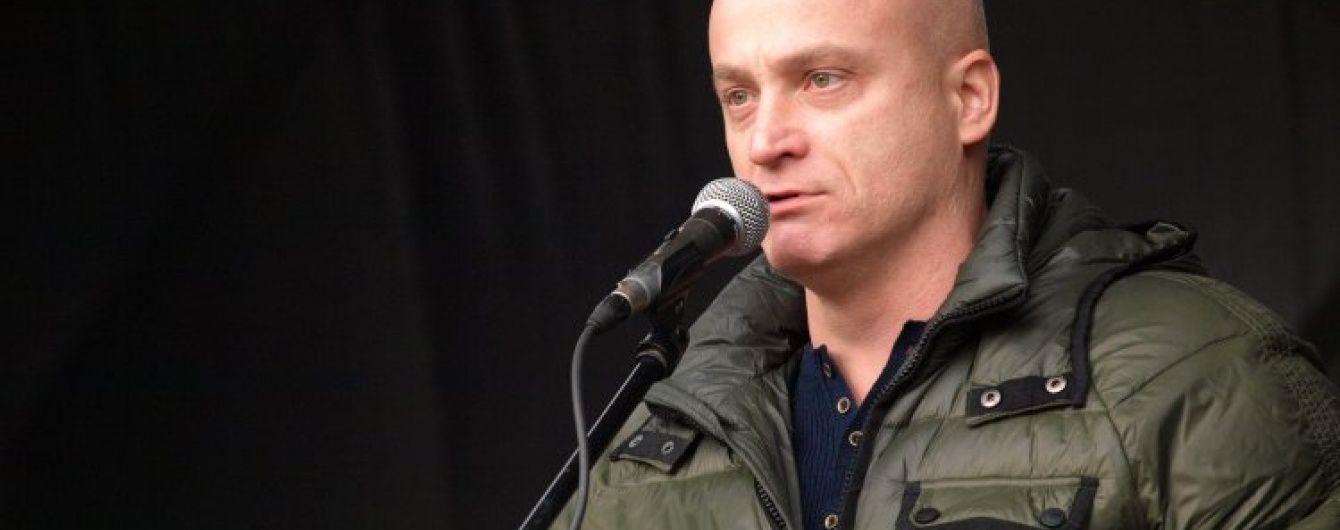 Нардеп Денисенко став фігурантом кримінальної справи через кидання пляшок у суддю