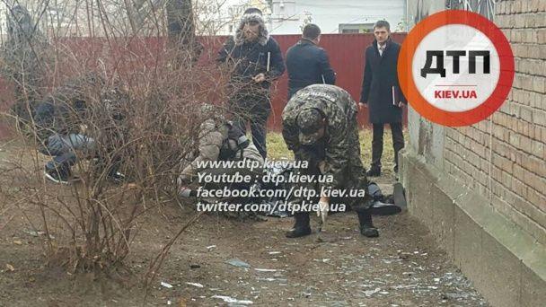 Стали відомі подробиці кривавого вибуху на Солом'янці в Києві