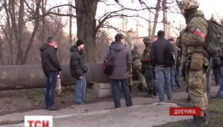 """На Донеччині затримали членів так званої """"ДНР"""" та їх поплічників"""
