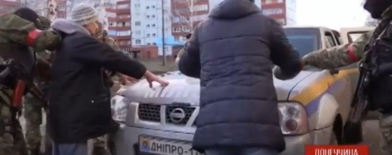 """На Донеччині у ході масштабної операції затримали терористів """"ДНР"""" та """"ЛНР"""""""