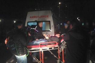 Корбана у супроводі СБУшників доставили до лікарні