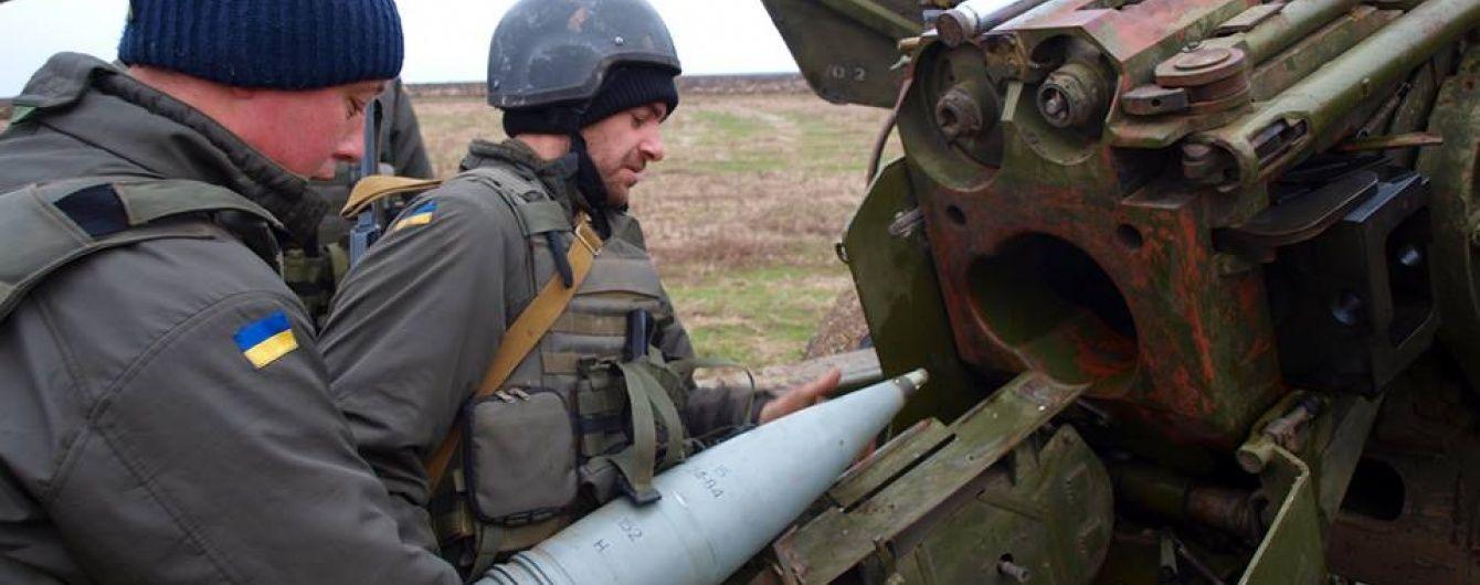 Неспокійна ніч в АТО: бойовики палили з мінометів та зенітної установки