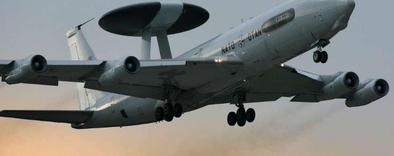 НАТО перекине до Туреччини свої літаки-розвідники - Bild