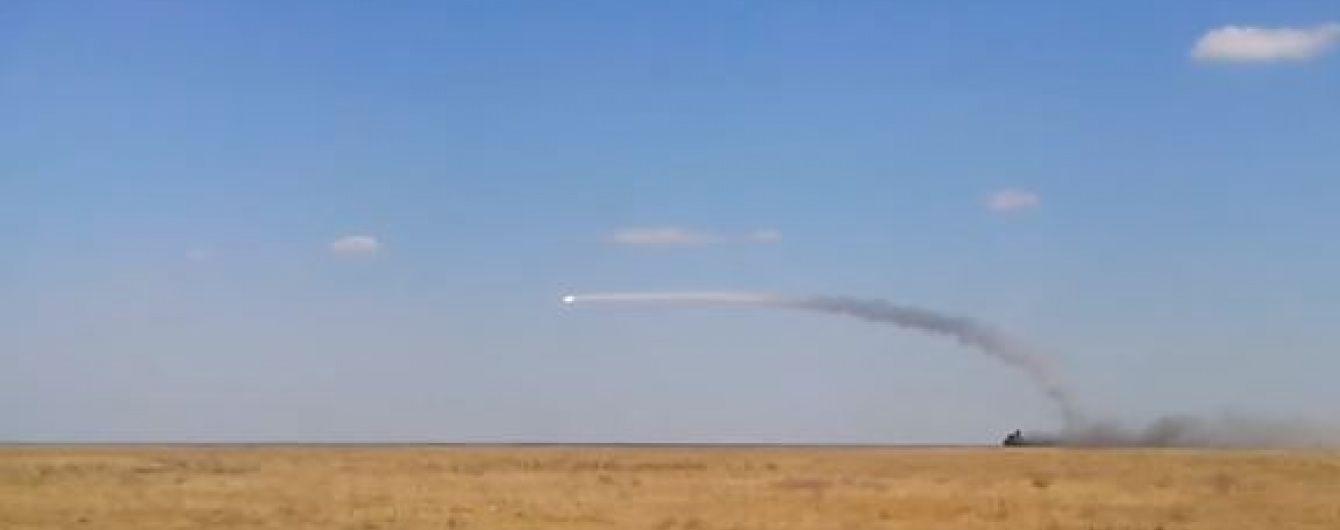 Міноборони РФ похизувалося відео стрільби  із новітнього ЗРК